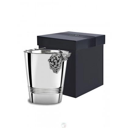 "Ведро для охл. шампанского посер. ""Виноград""  Кольчугино \ С53008/8"