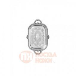 Поднос для пирожного никелированный Кольчугино \ С790917