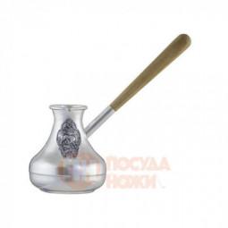 Турка посеребренная с накладным элементом Кольчугино \ С54009/2