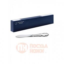 """Нож для рыбы """"Серебряная Роза"""" посеребенный Кольчугино \ С34608"""