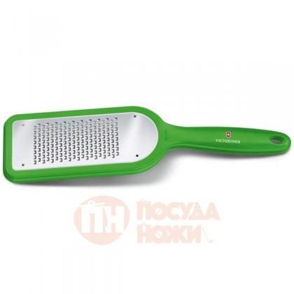 Терка мелкая 26.2 см зеленый Victorinox \ 7.6082.4