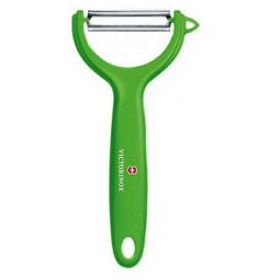 Нож для чистки универсальный 14 см зеленый Victorinox \ 7.6079.4
