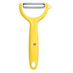 Нож для чистки универсальный 14 см желтый Victorinox \ 7.6079.8
