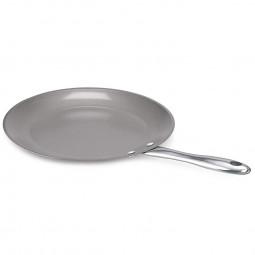 Сковорода для блинов из нержавеющей стали с антипригарным покрытием 28 см Frying Time BEKA \ 16303944