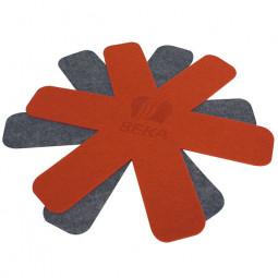 Набор защитных фетровых вкладышей для посуды 38 см 2 пр. Accessories BEKA \ 12003960