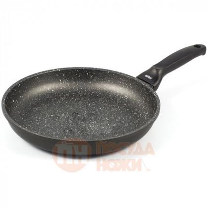 Сковорода с керамическим покрытием Risoli HardStone Granit 32см \ 00103GR/32HS