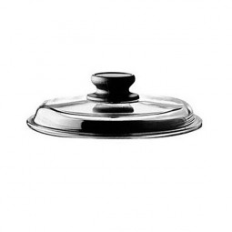 Крышка стеклянная Risoli Granit Induction 24см \ 00200AR/2400