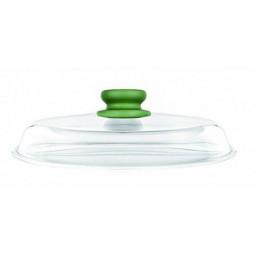 Крышка стеклянная Risoli Dr Green 24см \ 00200DR/2400