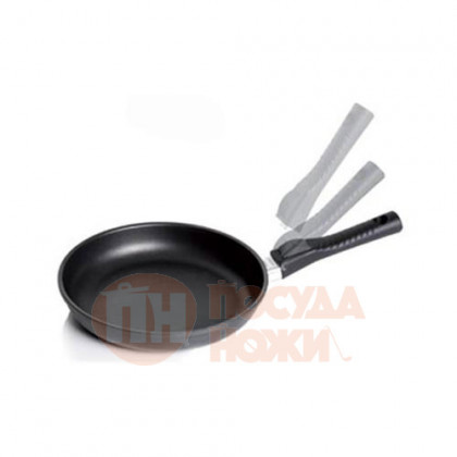 Сковорода со съемной ручкой из термопластика Risoli Click 28см \ 00103S/28TP0