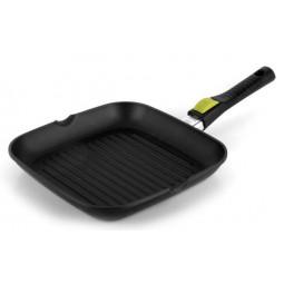 Сковорода-гриль со съемной ручкой Risoli Click 26x26см \ 00094S/26T00