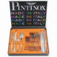 Набор столовых приборов Pintinox Syntesis на 6 персон 24 пр. в подарочной упаковке \ 20309091