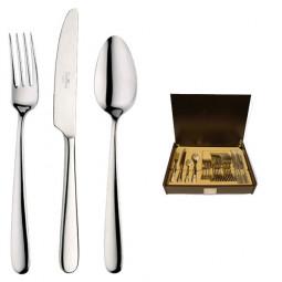 Набор столовых приборов Pintinox Savoy 24пр в подарочной упаковке \ 17009091