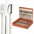 Набор столовых приборов Pintinox Millenium на 6 персон 24 пр. в подарочной упаковке \ 22709091