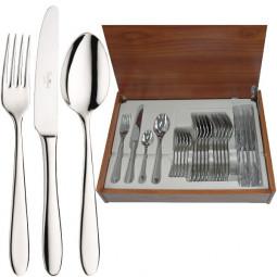 Набор столовых приборов Pintinox Ritz 24пр в эконом упаковке \ 22800091