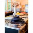 Чугунная сковорода-гриль LAVA ECO 28см RD \ LVECOYGT28RD
