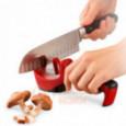 Точилка механическая для азиатских ножей KitchenIQ \ 50024