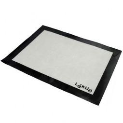 Коврик для выпечки 40x30см белый Lekue \ 0231340B04M067