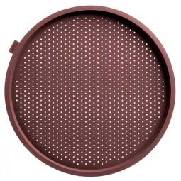Форма для пиццы круглая силиконовая 36 см коричневый Lekue \ 0231236M10M002