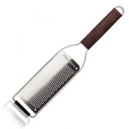 Тёрка мелкая с деревянной ручкой Microplane \ 43304