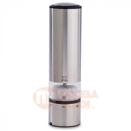 Мельница для соли электрическая 20 см Elis Sense Peugeot  27179