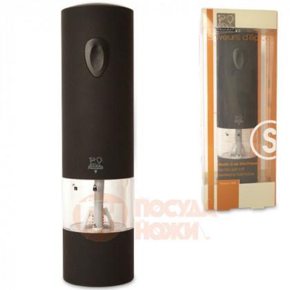 Мельница для соли электрическая 20 см Onyx Peugeot \ 24598