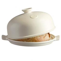 Набор для выпечки хлеба Les Secrets d'Emile 28 см керамика лен Emile Henry \ 509108