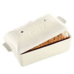 Форма для выпечки хлеба Les Secrets d'Emile 24 см керамика лен Emile Henry \ 505504