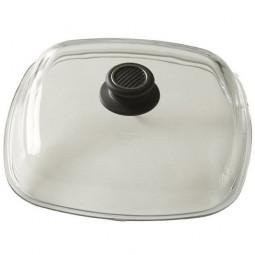Крышка квадратная, 28 см, стекло,, серия Accessories, Gastrolux \ L528-0