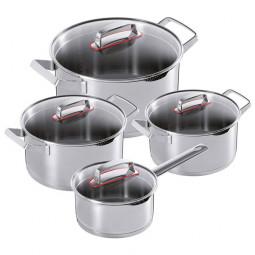 Набор посуды из нержавеющей стали 4 пр. Modern Kuhn Rikon \ 37274