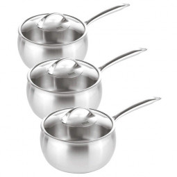 Набор посуды из нержавеющей стали 4 пр. Daily Kuhn Rikon \ 37259