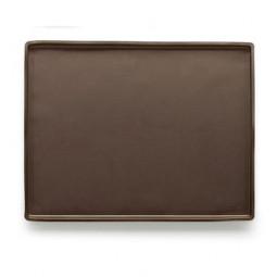 Коврик универсальный 30 х 40 см силикон коричневый Lekue \ 0231240CO01M020