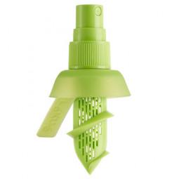 Цитрус-спрей 9.5 см пластик салатовый Lekue \ 3400115V03U004
