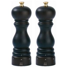 Набор мельниц для соли и перца 18 см дерево коричневый Paris U'Select Peugeot \ 2/23461