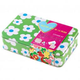 """Набор для печенья """"Цветы"""" из нержавеющей стали 21.5 см Lekue \ 4608003SURM017"""