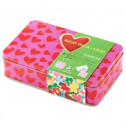 """Набор для печенья """"Сердце"""" из нержавеющей стали 21.5 см Lekue \ 4608002SURM017"""
