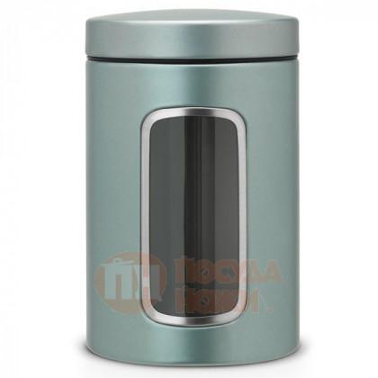 Контейнер для сыпучих продуктов с окном 1,4л. BRABANTIA  \ 484360