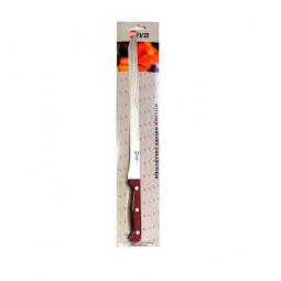 Нож для нарезки ветчины 27,5см IVO  \ 12014