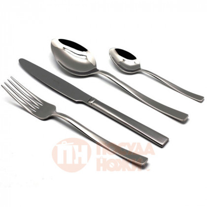 Набор столовых приборов на 12 персон MILANO 72 пр. матовый HERDMAR   \ 152307201171000000