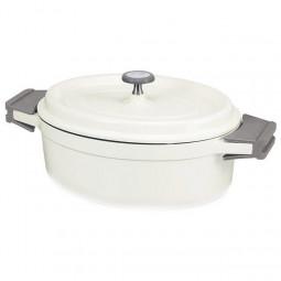 Кастрюля (утятница) с керамическим покрытием 3.5 л 26 см Cook'On BEKA \ 13392274