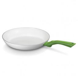 Сковорода с керамическим покрытием с керамическим покрытием Fluo 28 см Frying Time BEKA \ 13537284