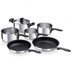 Набор посуды из нержавеющей стали с антипригарным покрытием 6 пр. Integral BEKA \ 12904624