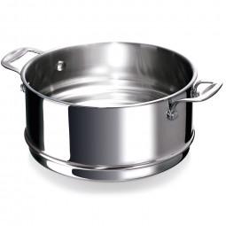 Вставка-пароварка для кастрюли 24 см Chef BEKA \ 12060294