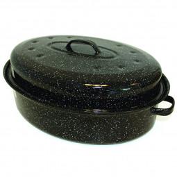 Жаровня стальная с эмалированным покрытием Roasty'Cook 42 см Ovenware BEKA \ 14730424