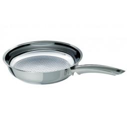 Сковорода Fissler Crispy Steelux Premium 24 см. \ 121400241
