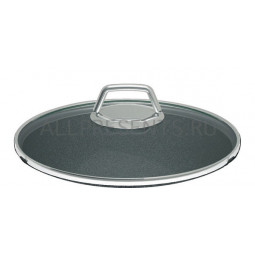 Крышка стеклянная Fissler серии Black Edition 28 см.  \ 593182861