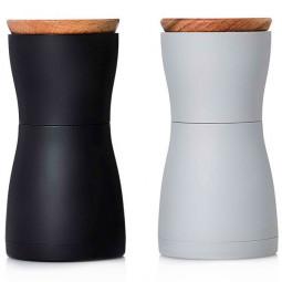 Набор из 2-х мельниц для соли и перца AdHoc серия TWIN \ 010.070800.060