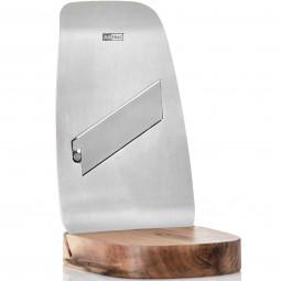 Терка на деревянной подставке 17 см Tufo AdHoc Design \ 010.022900.011