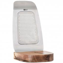 Терка на деревянной подставке 17 см Grana AdHoc Design \ 010.022900.010