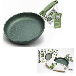 Сковорода Risoli Dr Green 24см \ 00103DR/24GS
