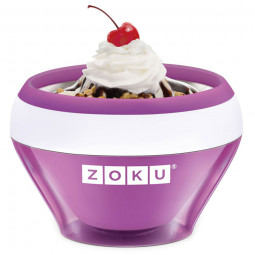 Мороженица 13.8 см Ice Cream Maker Zoku \ ZK120-PU
